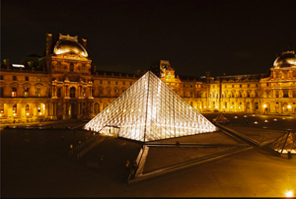 pei pyramide: