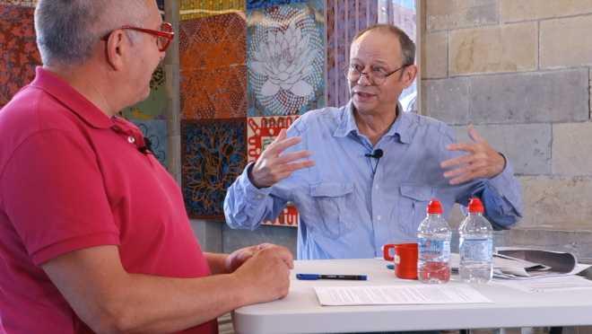 2/3 Entretien-Discussion avec Thierry Savatier | Les quatre piliers du ciel