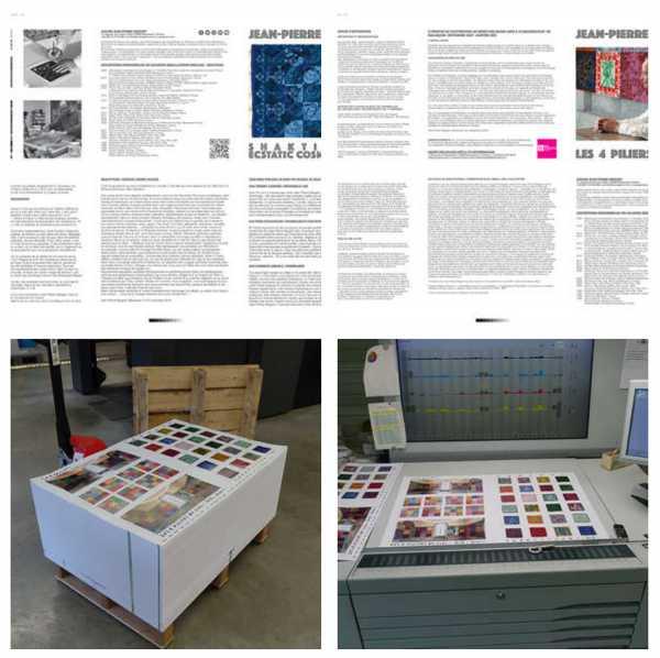 25 June 2020 | 1:30 | Simon Graphic print shop | Ornans | France