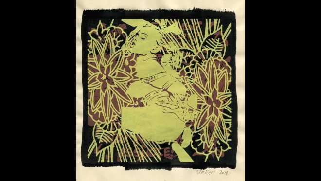 43: SHAKTI-YONI: ECSTATIC COSMIC DANCES #8
