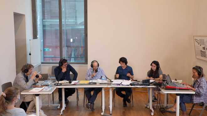 Interview filmé de Radio Campus Besançon par Aurélien Bertini #2/3