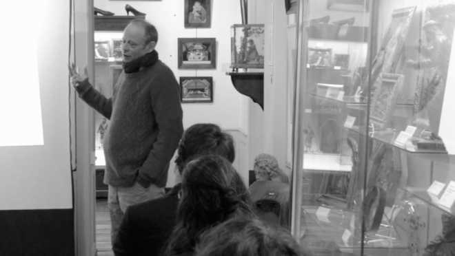 Conférence au Musée Charles de Bruyères de Remiremont (4 parties)