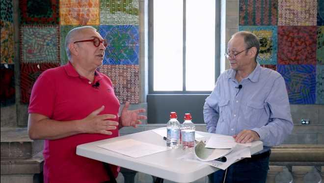 3/3 Entretien-Discussion avec Thierry Savatier | Les quatre piliers du ciel