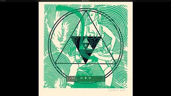 Jean-Pierre Sergent, NOUVELLE VIDÉO > CORPUS-ARCHIVES PARTIE 35 : LA SÉRIE SHAKTI-YONI: ECSTATIC COSMIC DANCES