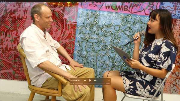 JEAN-PIERRE SERGENT INTERVIEWED BY ROSE SUN, AUSTRALIA
