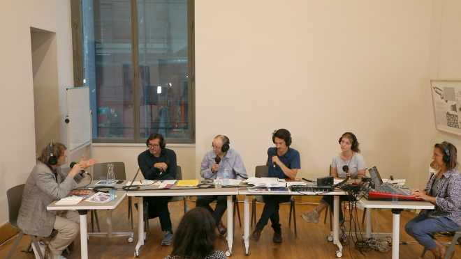 Interview filmé de Radio Campus Besançon par Aurélien Bertini #3/3