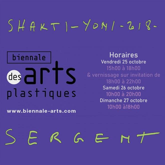 """9th """"BESANÇON BIENNALE DES ARTS PLASTIQUES"""""""