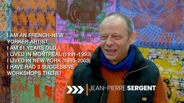 Subtitling of the interview Portrait-Video of Jean-Pierre Sergent by Vincent Vernier