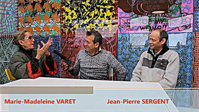 Entretien avec Marie-Madeleine Varet
