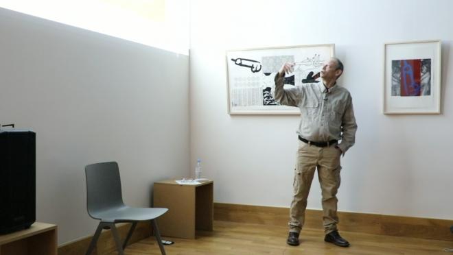 Conférence Éros Unlimited au musée des Beaux-Arts de Besançon (3 parties)