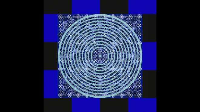 7/11 : Le carré & les axis mundis