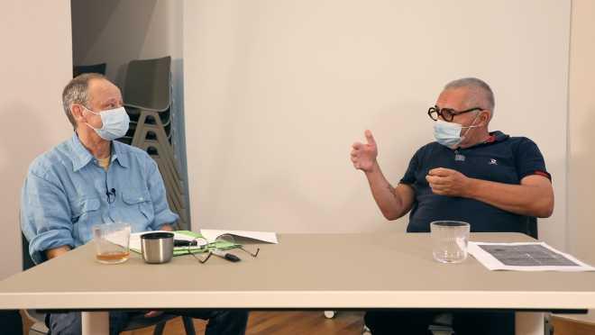 Jean-Pierre Sergent & Thierry Savatier : l'Art Érotique de JPS 2/3