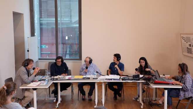 Interview filmé de Radio Campus Besançon par Aurélien Bertini #1/3