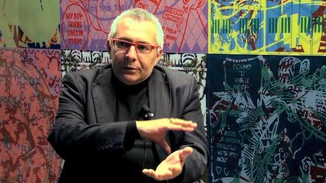 Entretien avec Thierry Savatier