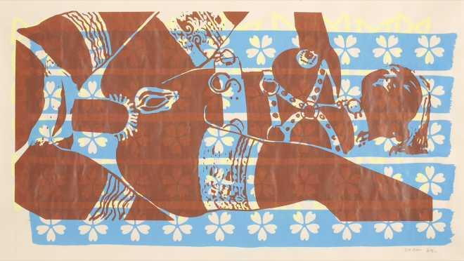 33 : LA SÉRIE BONES, FLOWERS & ROPES