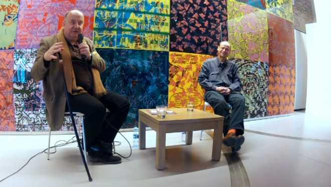Le peintre et le philosophe (2 parties)