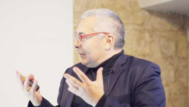 Extrait d'une conférence de Thierry Savatier