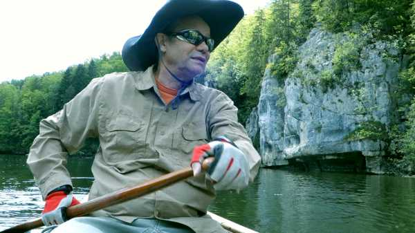 Jean-Pierre Sergent, CANOE TRIP IN THE DOUBS RIVER 31 MAY 2021