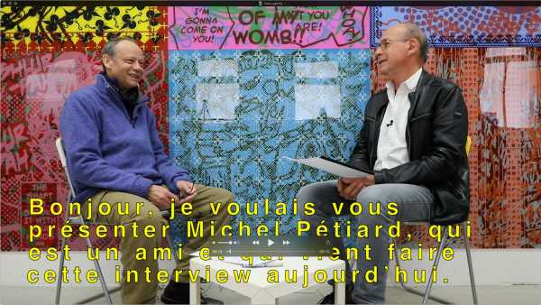 NEW VIDEO > (1/11) WORKSHOP DISCUSSIONS | SERGENT - PÉTIARD | 'THE TOTAL ARTISTIC COMMITMENT'