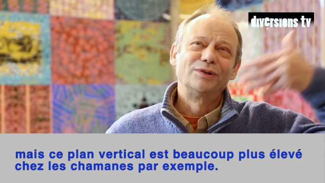 Interview de Jean-Pierre Sergent avec le Magazine Diversion pour parler de son exposition