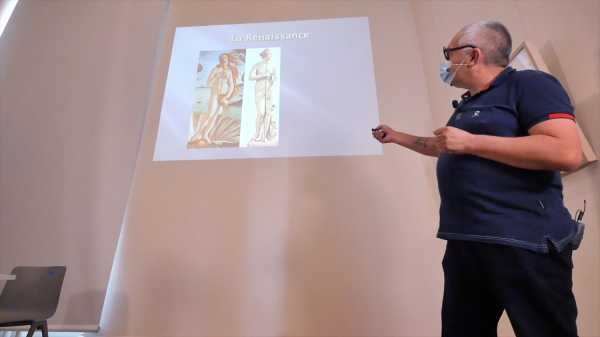 Lecture EROTIC ART by Thierry Savatier | part 1/3