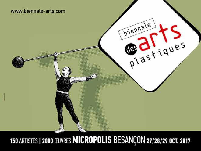 """8th """"BESANÇON BIENNALE DES ARTS PLASTIQUES"""""""
