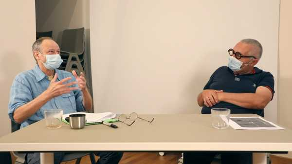 Filmed artist interview Jean-Pierre Sergent & Thierry Savatier: the Erotic Art of JPS 3/3