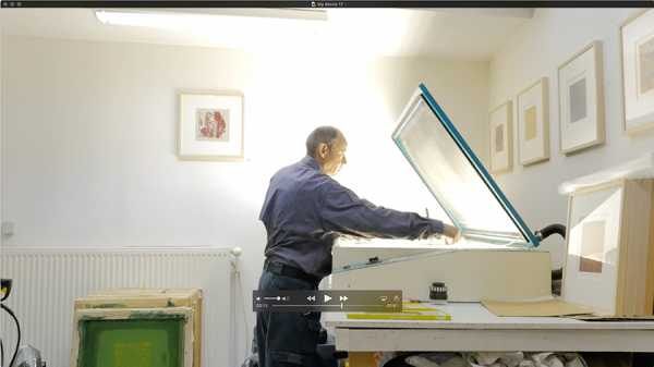 """L'ATELIER"" JEAN-PIERRE SERGENT STUDIO'S FILMED BY LIONEL GEORGES"