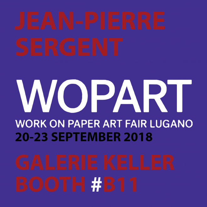 WOPART (Work on Paper Art Fair) DE LUGANO