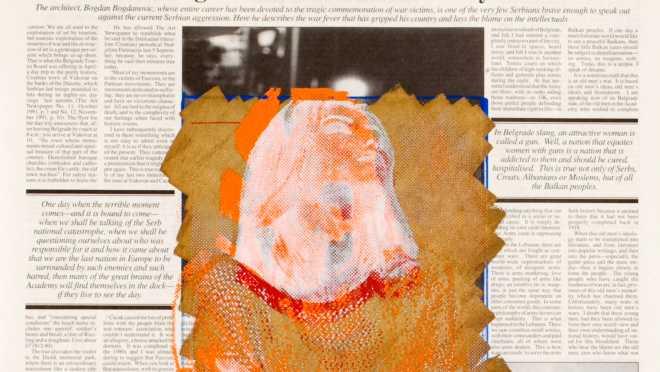 4/8 : Les premières sérigraphies sur papier de New York (1994-1999)