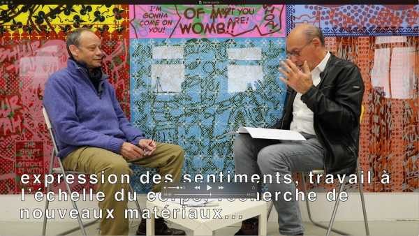 VIDEO (2/11) WORKSHOP DISCUSSIONS | SERGENT - PÉTIARD | 'ABOUT THE AXIS MUNDIS'