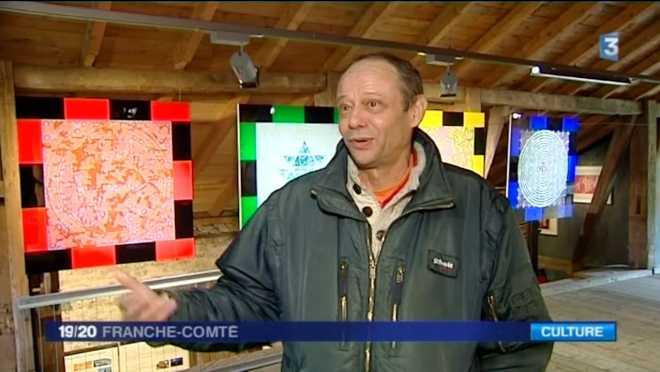 Reportage de France 3 Franche-Comté