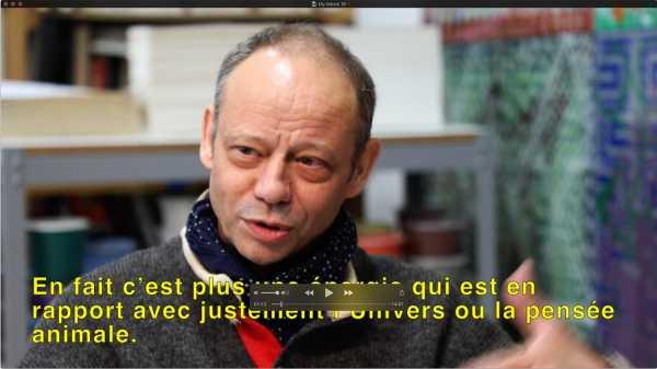 SEX | SHAMANISM | SPIRITUALITIES & ENERGIES (1/4) | INTERVIEW VIDEO SERGENT-GANTNER
