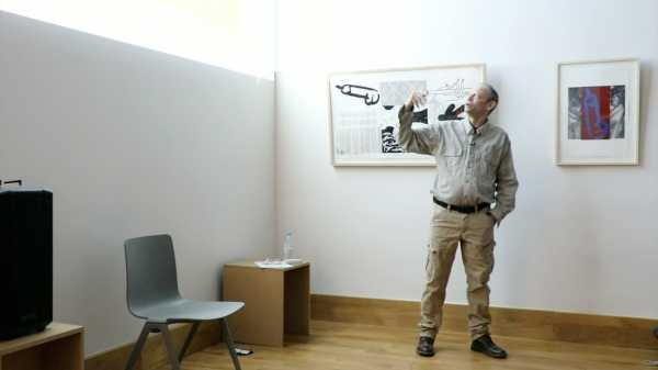 LECTURE BY JEAN-PIERRE SERGENT | EROS UNLIMITED 3/3 | 02.24.2020