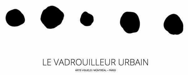 """Jean-Pierre Sergent, article, 'CHARLES DE BRUYÈRES INVITE… 15 ARTISTES CONTEMPORAINS"""" > 'ÈVE, ADAM & LES GRAFFITIS"""" DANS LE VADROUILLEUR URBAIN (PARIS)"""