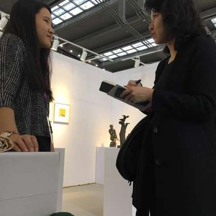 Image 10 - Z- Photos of Shenzhen Art Fair - 2016, JP Sergent