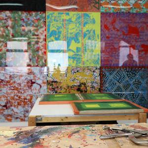 Image 11 - At Work On Paper XII Shakti-Yoni-2020, JP Sergent