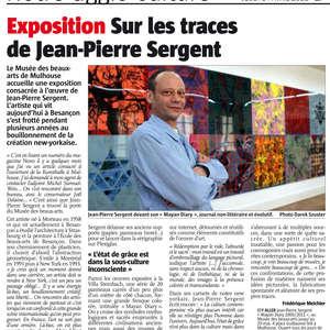 Image 44 - Reviews 2012, JP Sergent