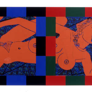Image 110 - Paintings-Sculptures, NY, 93, JP Sergent