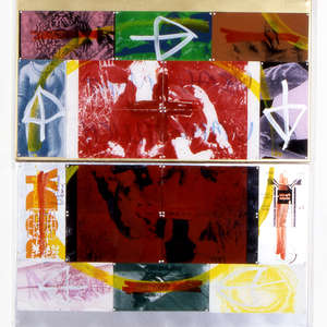 Image 41 - Paintings-Sculptures, NY, 93, JP Sergent
