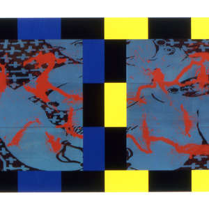 Image 95 - Paintings-Sculptures, NY, 93, JP Sergent