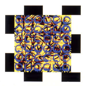 Image 87 - Paintings-Sculptures, NY, 93, JP Sergent