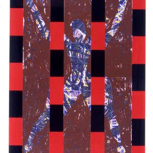 Image 94 - Paintings-Sculptures, NY, 93, JP Sergent