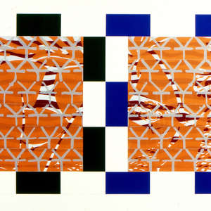 Image 102 - Paintings-Sculptures, NY, 93, JP Sergent