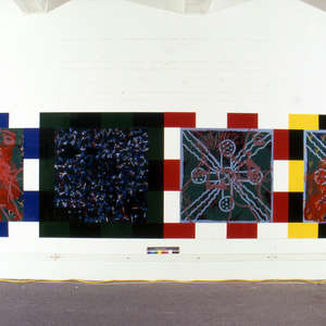 Image 111 - Paintings-Sculptures, NY, 93, JP Sergent