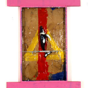 Image 39 - Paintings-Sculptures, NY, 93, JP Sergent