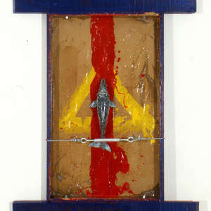 Image 37 - Paintings-Sculptures, NY, 93, JP Sergent
