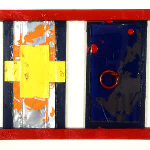 Image 22 - Paintings-Sculptures, NY, 93, JP Sergent