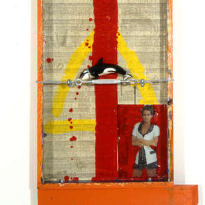 Image 36 - Paintings-Sculptures, NY, 93, JP Sergent