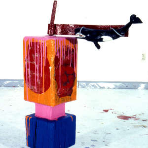 Image 28 - Paintings-Sculptures, NY, 93, JP Sergent